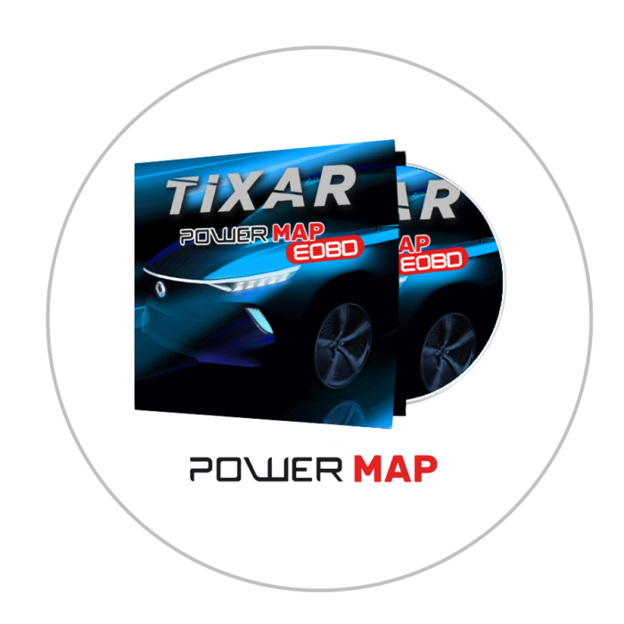 PowerMap EOBD