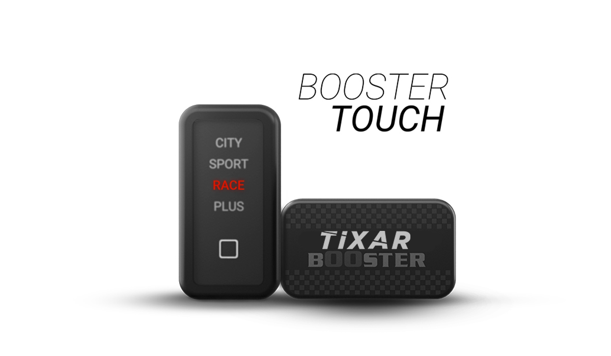 Tixar Booster Touch