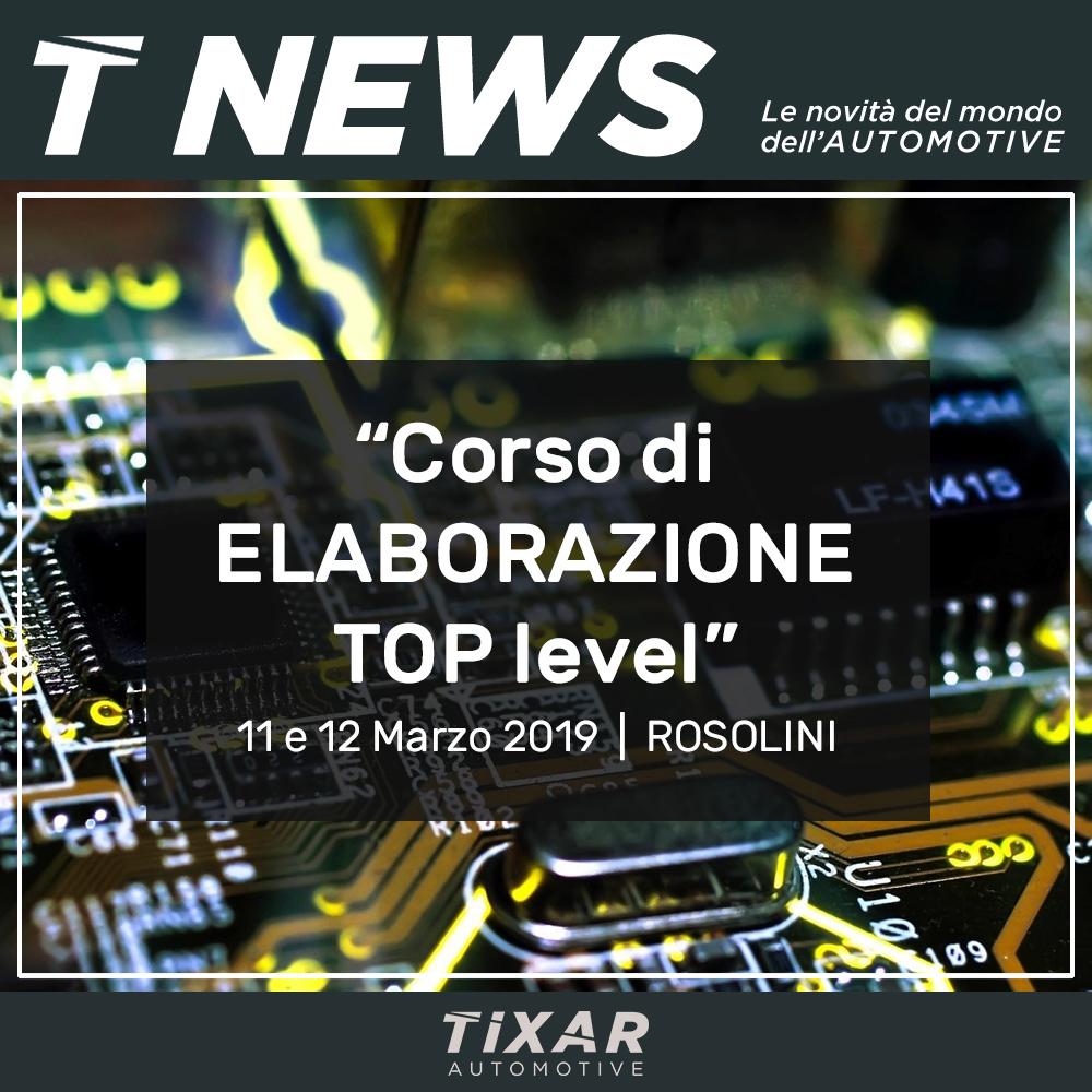Corso di Elaborazione TOP level