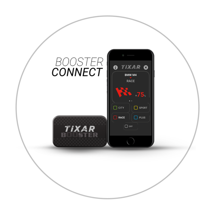 Tixar Booster Connect